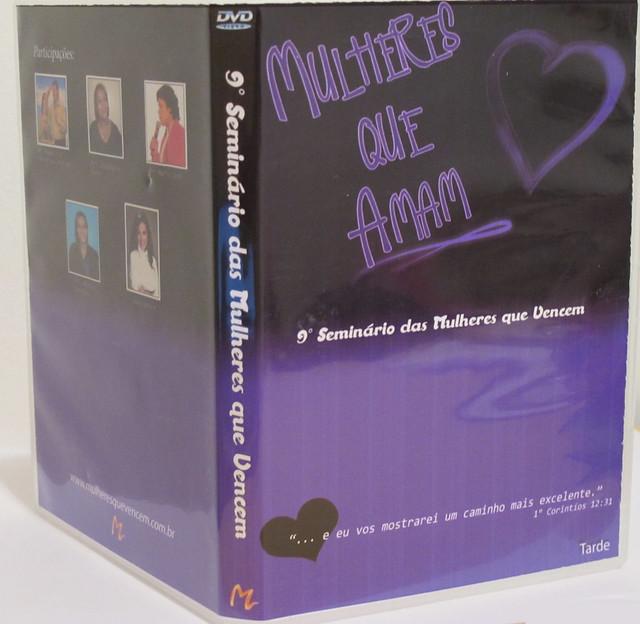 DVD 9º Seminário