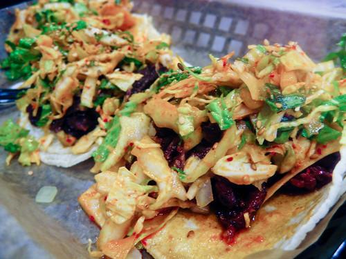 Del Seoul -  Korean Tacos