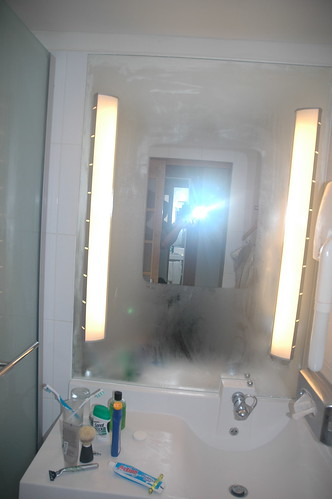 Steam-proof Mirror