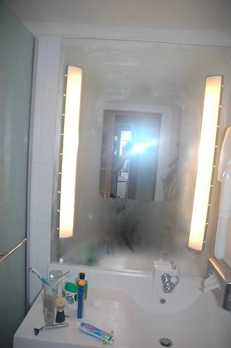Steam-proof Mirror