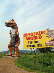 Dinosaur World by mcdlttx, on Flickr
