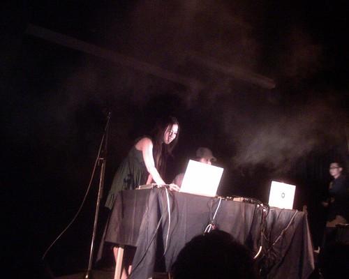 Caroline Lufkin at KLPac 2