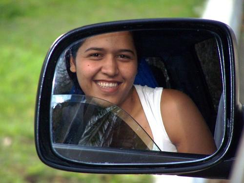 Gaby al volante - Nando © 2007 -