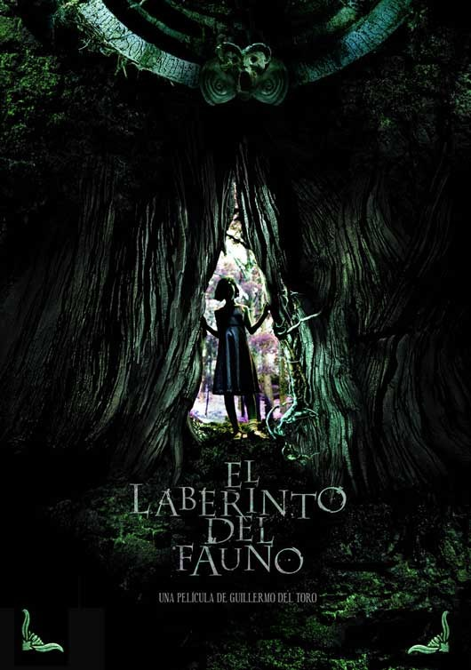 Лабиринт Фавна / El Laberinto del fauno (Гильермо Дель Торо) [2006 г., Триллер, фэнтези, драма, HDTV 1080p]