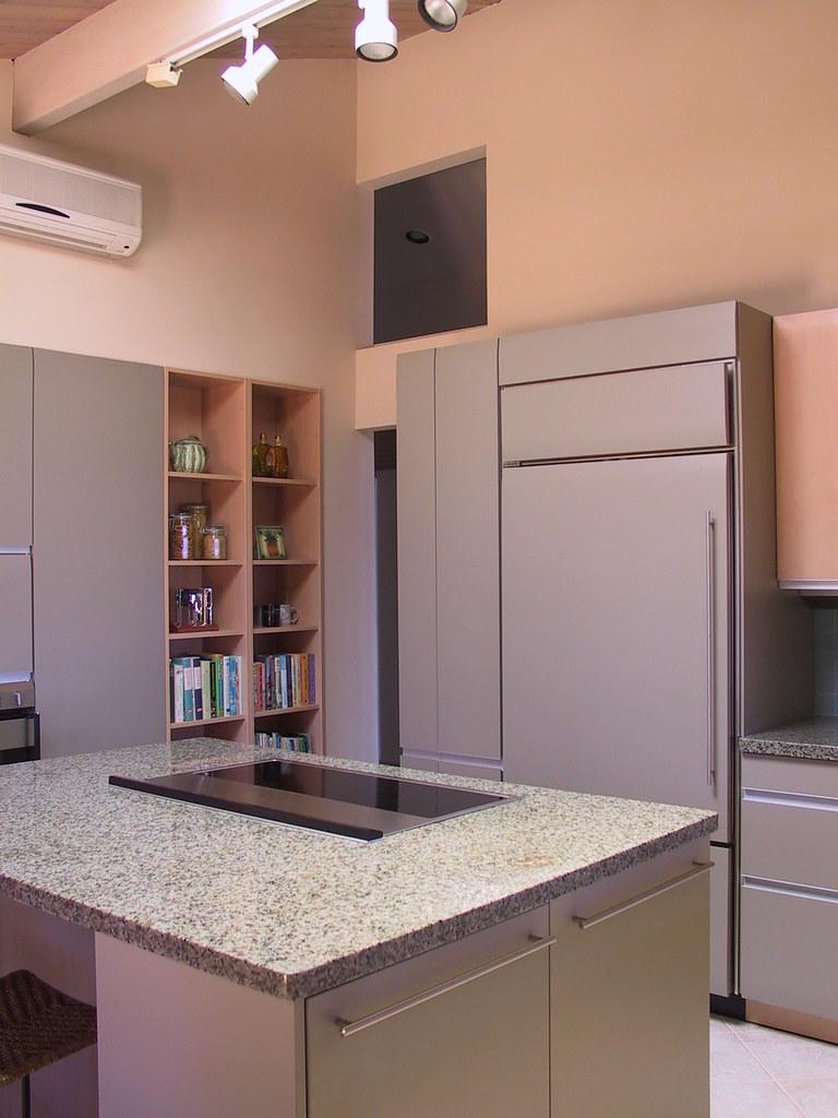Refrigerator and Shelving
