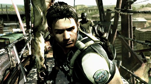 RE5 New Lead Character - Chris Redfield