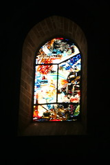 Main Window at Cattedrale in Cefalu (jodihamann) Tags: italy cefalu