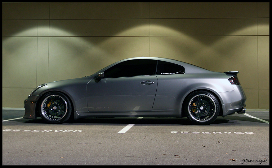 Hottest Coupe Contest Round 2 G35driver Infiniti G35 G37