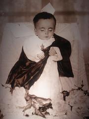 La muerte nia (~*Bomba Rosa*~) Tags: mxico death ancient child mort religion nia muerte tradition costumbres enfant tradicin antigedad