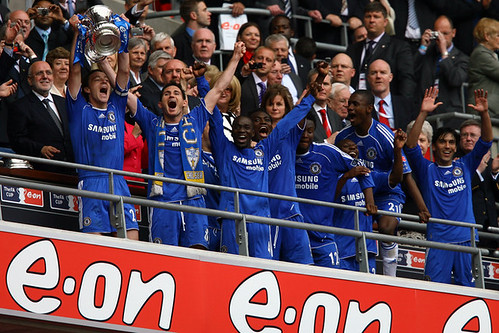 FA Cup final winners: Chelsea by shady_sp.