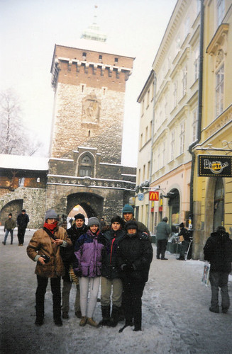 St Florian Gate (Krakow)