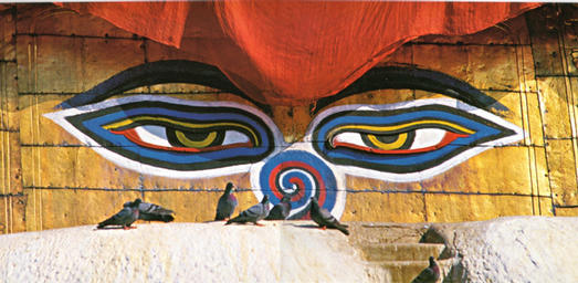 The Eyes of the Truth by Gyanendra Das Shrestha
