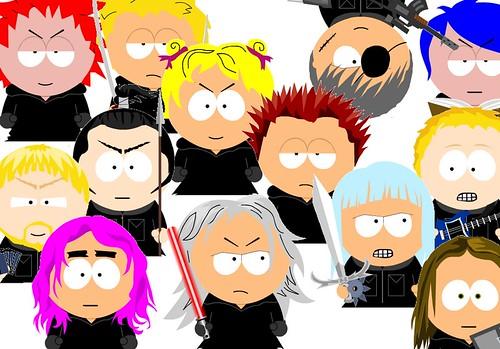 ORGANIZATION XIII!!!