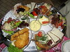 Tray of open sandwiches (Little Niels) Tags: smørrebrød opensandwiches