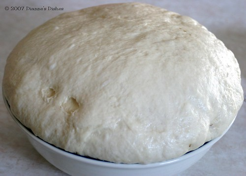 Parker House Roll Dough