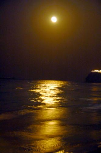 Moonrise in Tsilivi