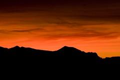 McMurdo Sunset (one43) Tags: sunset mountain station island jones ross royal antarctica science badge society range sillhouette aeon mcmurdo one43