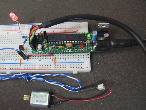 Boarduino in use (by todbot)