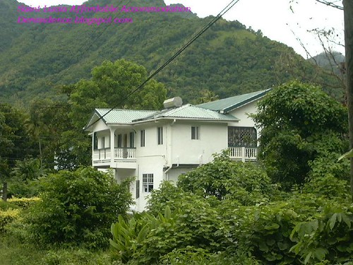 Saint lucia Accommodation