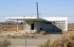 Sorry, No Gas Today or Tomorrow! (stars4esther) Tags: california abandoned desert decay gasstation socal mojave southerncalifornia californiacity kerncounty calcity northedwards stars4esther