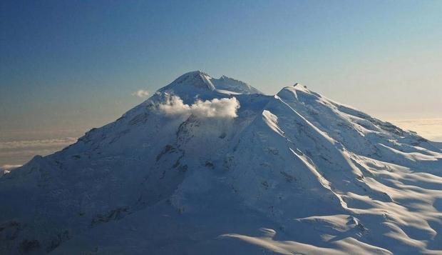 Mount Redoubt - 2009/01/31