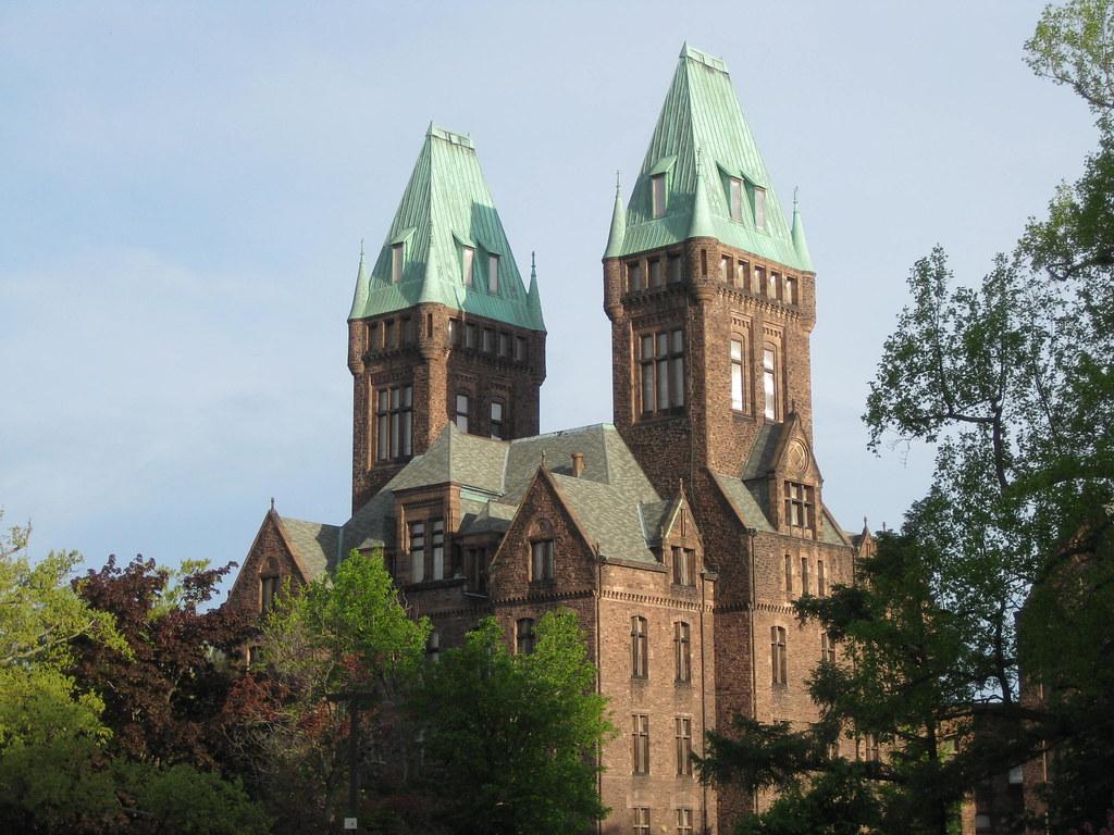 Buffalo Architecture: H.H. Richardson's Buffalo State Hospital