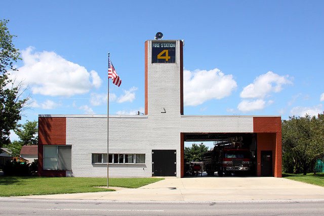 Fire Station Number 4 01