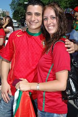 Happy Portuguese Fans! (austinhk) Tags: world africa girls canada hot sexy cars cup portugal brasil southafrica photo dance football montréal image quebec montreal fifa flag soccer south crowd watching picture images flags wm menschen tournament wc québec babes vs fans cheer worldcup stlaurent monde portuguese coupe crowds fever northkorea versus 2010 prk honking coupedumonde honks copadelmundo austinhk austink worldcupfans copamundo coupdumonde fifaworldcup2010 ruesaintlaurent worldcup2010 rachelstreet stlaurentstreet coupedumonde2010 stlaurentst peoplesrepublicofkorea saintlaurentst worldcup2010insouthafrica