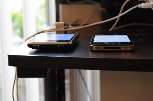 iPhone 3GS & iPhone 4