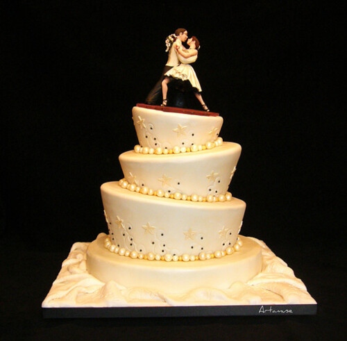 17 unique wedding cake designs austin wedding blog unique wedding cakes junglespirit Gallery