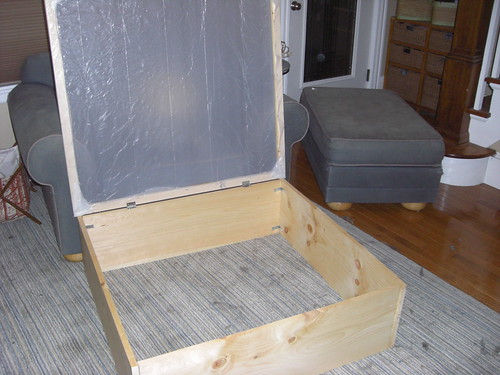 Completed Cold Frame