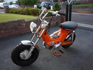 Honda Chaly 76 edition