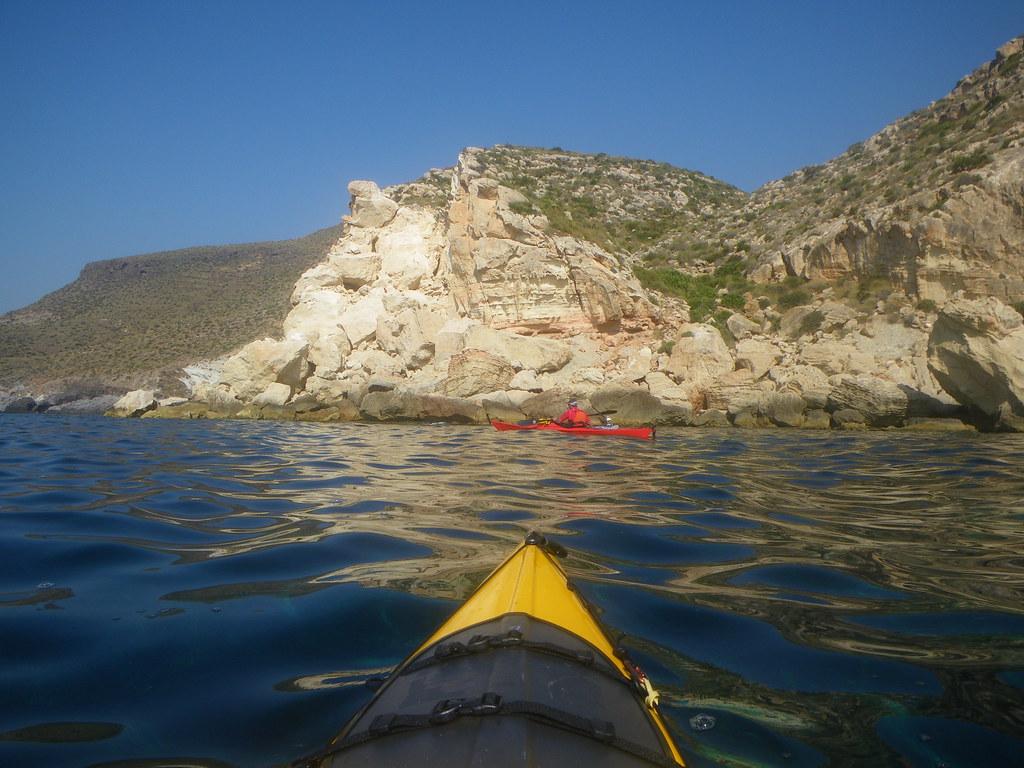 Cabo de Gata en kayak 366