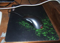MS Intellimouse Explorer 3.0 & Razer Goliathus Speed (abyzm) Tags: 30 explorer microsoft intellimouse razer goliathus