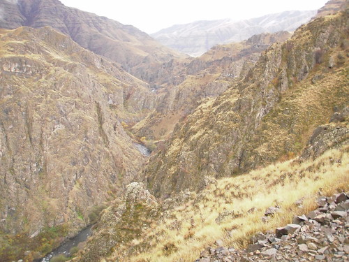The Imnaha River Canyon