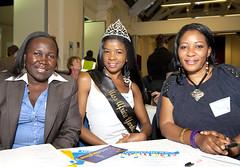 Dorine Nakuti, Miss Africa Yorkshire and Claudine (leedscityofsanctuary) Tags: community refugees leeds launch asylum sanctuary communities seekers chapeltown harmonious cityofsanctuary leedscityofsanctuary