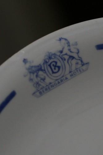 Berengaria Hotel china