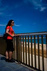 Barcelona 40 (Sanna Garca Magdalena) Tags: barcelona beach playa barceloneta montserrat montjuic portolympic