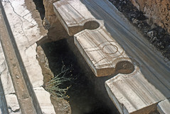Roman Toilets - by mgjefferies