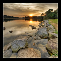 Tranquility (DanielKHC) Tags: sunset nature water landscape interestingness bravo singapore rocks dusk sony tranquility reservoir explore lower alpha fp frontpage hdr a100 interestingness2 peirce blueribbonwinner photomatix supershot magicdonkey tonemapped 6exp outstandingshots tamron1118mm lowerpeircereservoir abigfave supershots anawesomeshot superaplus aplusphoto danielcheong holidaysvacanzeurlaub holidaysvancanzeurlaub hdrenfrancais goldenphotographer diamondclassphotographer flickrdiamond bratanesque flickrelite danielkhc explorefp explore2jul07 bppslideshow exploreheaven