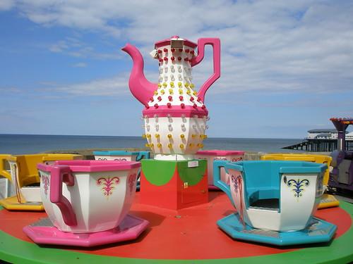 Teacups Ride