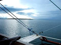 boat port side