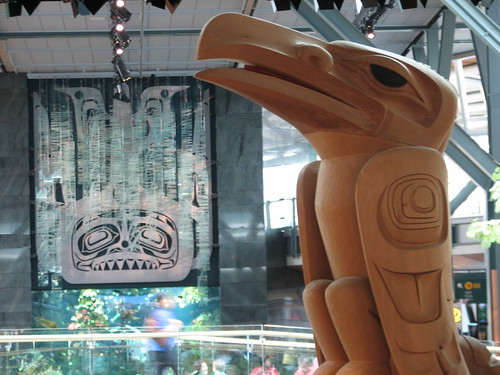 requisite first nations airport art