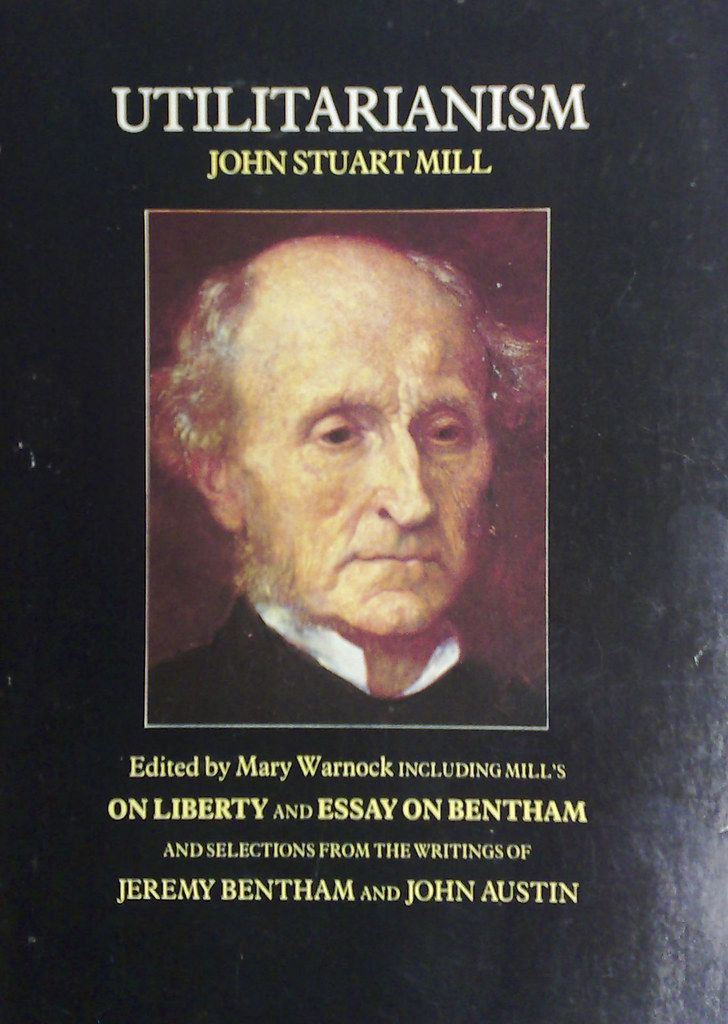 john stuart mill on utilitarianism essay Shelley, the576, 1 mill, john stuart utilitarianism 2nd ed edited by george sher indianapolis, in: hackett publishing company, inc, 2001 introduction it can be argued that no other philosophical system has so permeated western thought as utilitarianism from the early greek thinkers like .