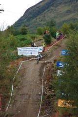 UCIFtBillDH05 (wunnspeed) Tags: scotland europe mountainbike downhill worldcup fortwilliam uci