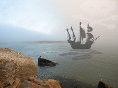 documented proof: pirates land in morro bay