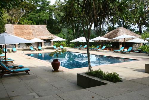 Piscina del Hotel Datai Langkawi