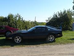Vice President Run 2007 053 (redvette) Tags: corvette rivervalleyvettes redvette tomhiltz