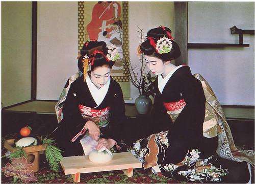 Mineko Iwasaki 1960 Flickriver: Most inter...