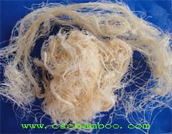 bamboo fiber for non woven